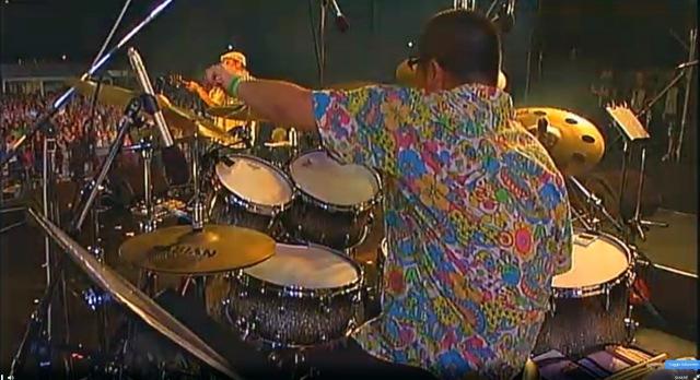 BEGIN: Drummer