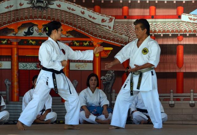 Masakazu Teruya, Kancho, Shorin Ryu Hawaii Seibukan.