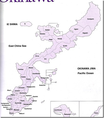 The Floor Plan of Houses in Old Okinawa – Okinawa Base Housing Floor Plans