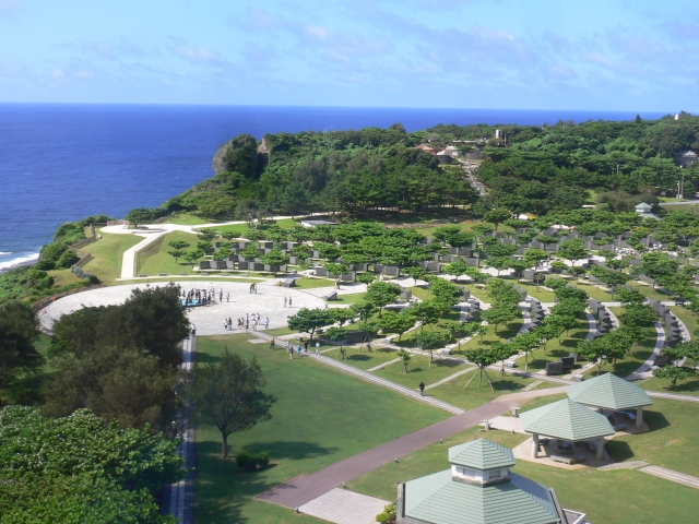 Okinawa Prefectural Peace Memorial Museum (沖縄県平和祈念資料館), Itoman C, Okinawa P. Photo by Syohei Arai, 27 June 2007.