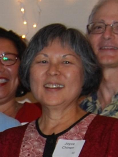Joyce Chinen, Director, UH Mānoa Center for Okinawan Studies and Professor of Sociology, UH West O'ahu